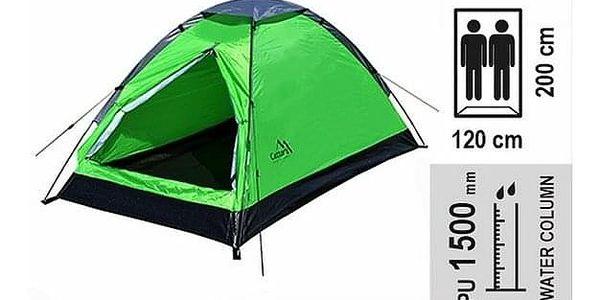 Cattara Stan pro 2 osoby Zagor 200 x 120 x 100 cm3