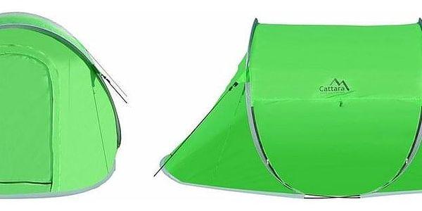 Cattara Stan pro 2 osoby Bovec zelená, 245 x 145 x 95 cm5