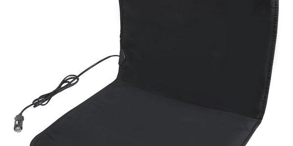Compass Potah sedadla vyhřívaný 12V BLACK2