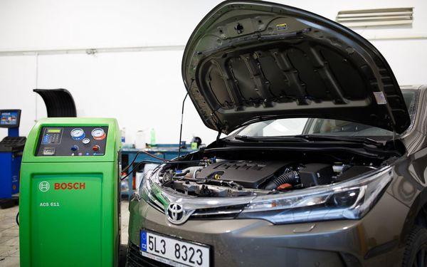 Čistění interiéru vozu a klimatizace (30 min.)4