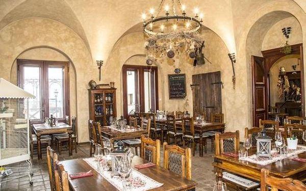 Pohádkový pobyt & wellness v luxusním hotelu Chateau Zbiroh nedaleko Prahy 3 dny / 2 noci, 2 os., snídaně3