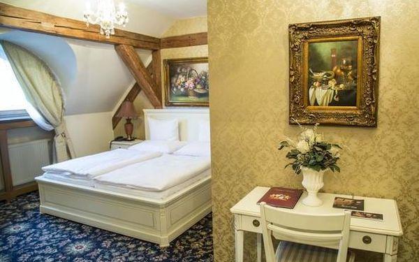 Pohádkový pobyt & wellness v luxusním hotelu Chateau Zbiroh nedaleko Prahy 3 dny / 2 noci, 2 os., snídaně4