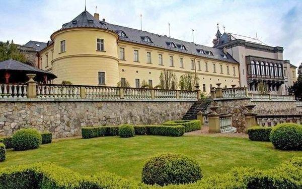 Pohádkový pobyt & wellness v luxusním hotelu Chateau Zbiroh nedaleko Prahy 3 dny / 2 noci, 2 os., snídaně5