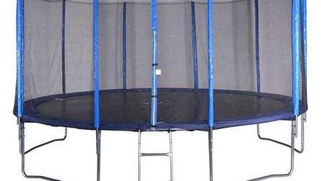 Trampolína SPARTAN 426 cm s vnější sítí