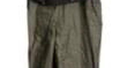 Brodící kalhoty prsačky - khaki