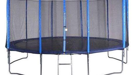 Trampolína SPARTAN 487 cm s vnější sítí