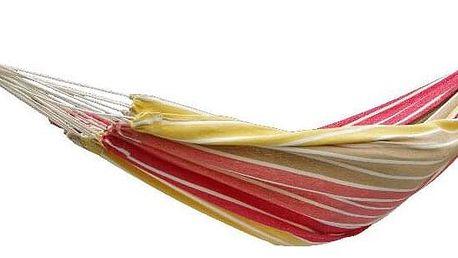 Houpací síť DUVLAN 240 x 160 cm Barva: HAM169