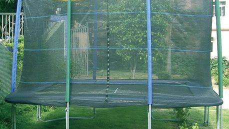 Ochranná síť MASTERJUMP na trampolíny 300 x 210 cm