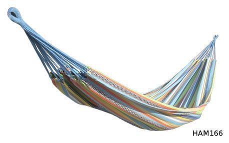 Houpací síť DUVLAN 240 x 160 cm Barva: HAM159