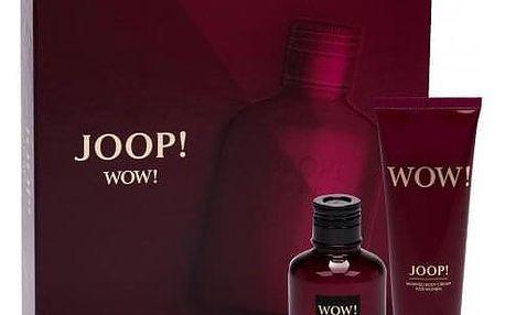 JOOP! Wow! dárková kazeta pro ženy toaletní voda 40 ml + tělový krém 75 ml