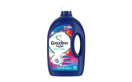 Coccolino Tekutý gel na praní Color 2,4 l