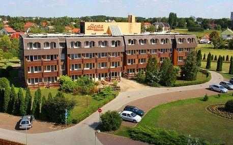 Apartmánový hotel SIESTA, Maďarsko