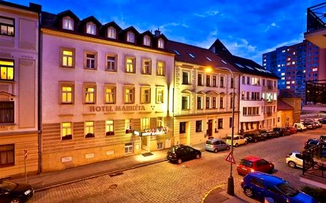 Praha 6 - hotel MARKÉTA, Česko