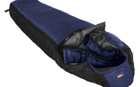 Spací pytel PRIMA Annapurna Short 180-75 modrý - pravý zip