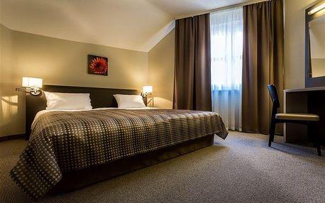 Hotel CORVIN, Maďarsko
