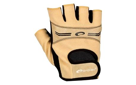 Dámské fitness rukavice Spokey Elena Velikost: S
