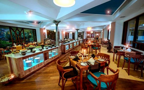 TANGERINE BEACH HOTEL - DELUXE, Kalutara, letecky, all inclusive2