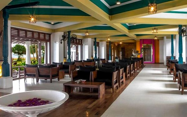 TANGERINE BEACH HOTEL, Kalutara, letecky, all inclusive2