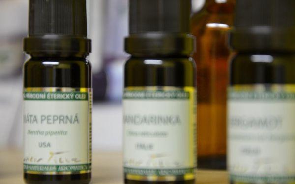 Aromaterapeutická masáž pro zdravá záda3