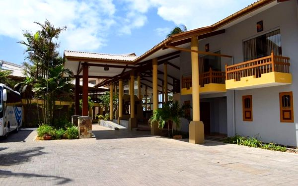 INSIGHT RESORT, Ahangama, letecky, all inclusive3