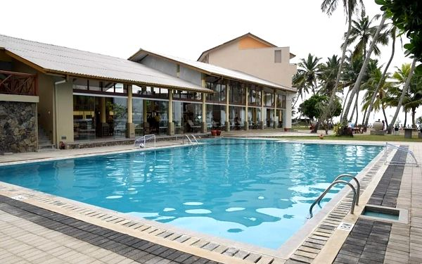 INSIGHT RESORT, Ahangama, letecky, all inclusive4