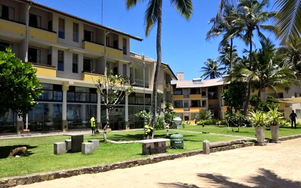 INSIGHT RESORT, Ahangama, letecky, all inclusive5