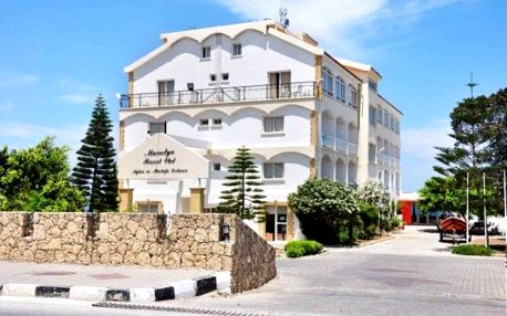 Kypr - Kyrenia letecky na 8 dnů, snídaně v ceně