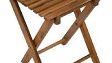 Skládací stolička zahradní