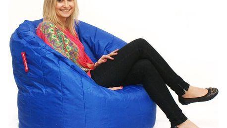 Sedací vak Chair dark blue