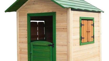 Marimex | Dětský dřevěný domeček Stáj | 11640352