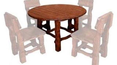 Zahradní stůl MO210 brunat