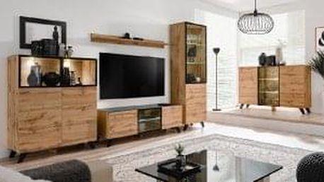 Obývací stěna Thin, woton
