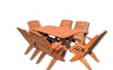 Zahradní stůl MO109 týk