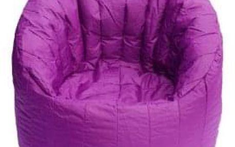 Sedací vak Chair purple
