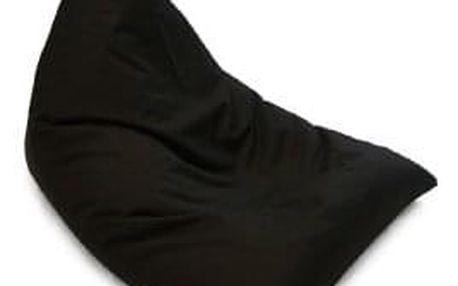 Sedací vak Triangle black