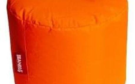 Sedací vak roller fluo orange