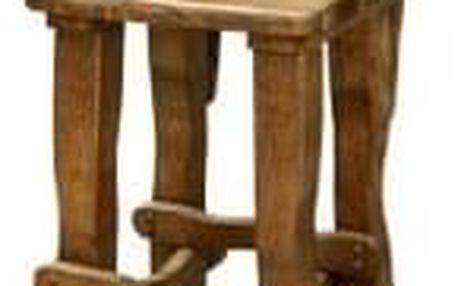 Zahradní židle MO099 ořech