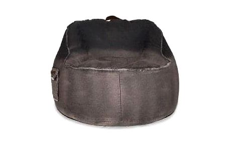 Sedací vak Jeans Chair black