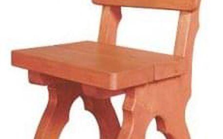 Zahradní židle MO103 dub