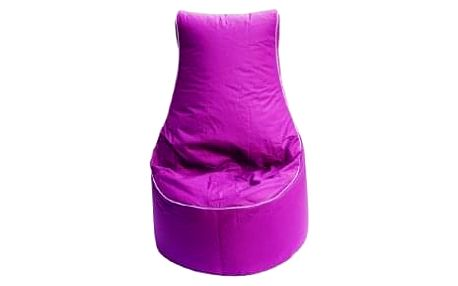 Sedací vak OutBag purple