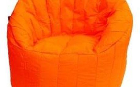 Sedací vak Chair fluo orange