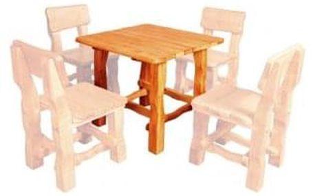 Zahradní stůl MO213 rustikal
