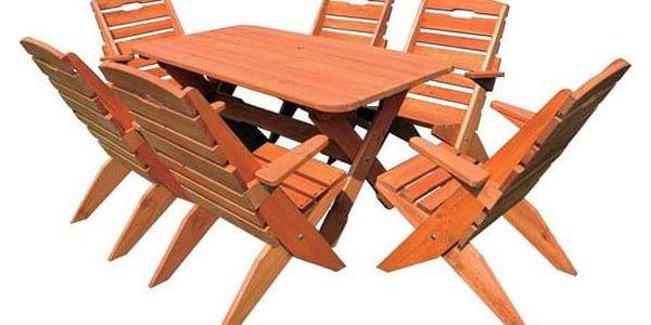 Zahradní stůl MO109 týk2