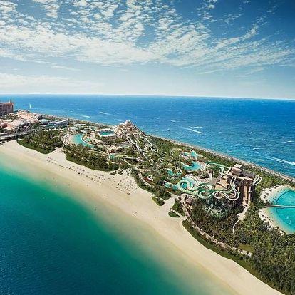 Spojené arabské emiráty - Dubaj letecky na 8-9 dnů, polopenze