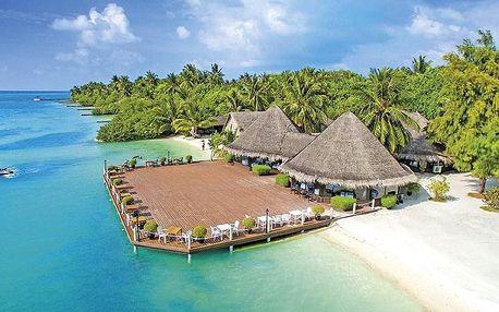Maledivy letecky na 8-15 dnů, ultra all inclusive