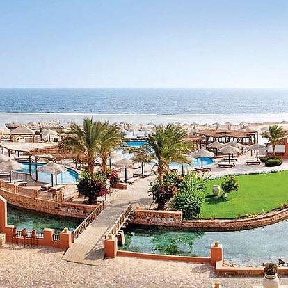 Egypt - Marsa Alam letecky na 7-15 dnů