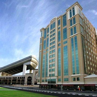 Spojené arabské emiráty - Dubaj letecky na 3 dny, polopenze