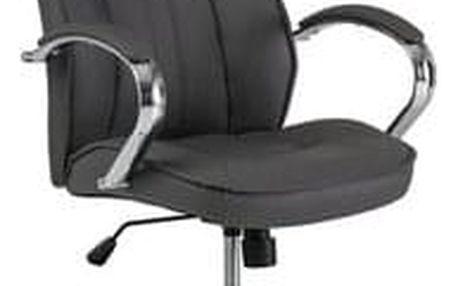 Kancelářské křeslo Q-036 šedé