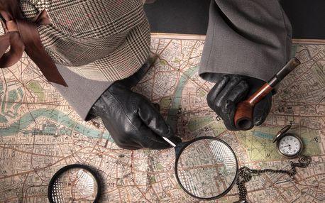 Úniková hra pro dvojici i partu: Záhada z Louvru