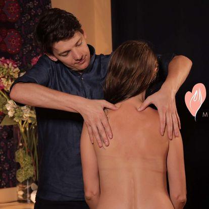 Online kurz partnerské masáže celého těla s přístupem po dobu jednoho roku